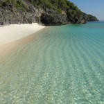 The Best Beaches of Indonesia are on Pulau Bahuluang near Selayar Island in South Sulawesi