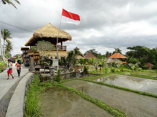 Karsa Café & Spa, Campuhan Ridge Walk, Ubud, Bali, Indonesia