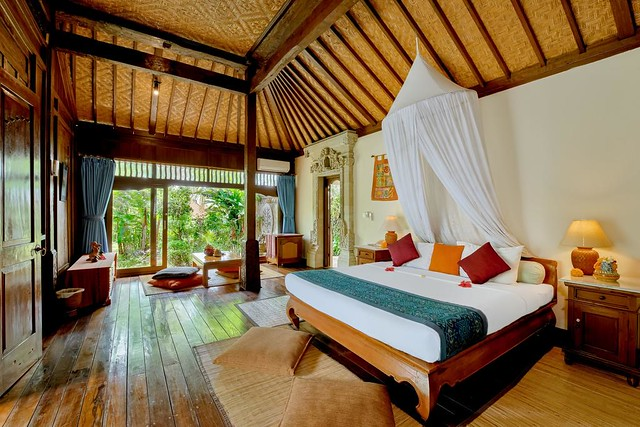 Alam Jiwa, Nyuhkuning, Ubud, Bali, Indonesia