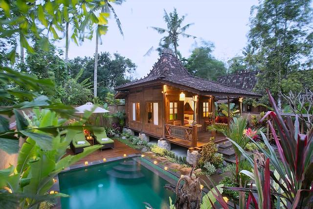 Dove Dormire ad Ubud: le 4 Zone Migliori Dove Alloggiare ad Ubud nell'Isola di Bali