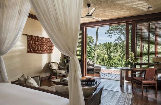 Four Seasons Resort Bali at Sayan, Bali, Indonesia