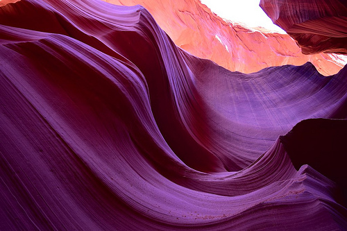 Lower Antelope Canyon, near Page, Arizona