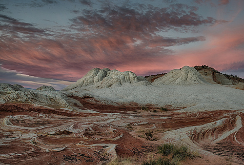 White Pockets, Vermilion Cliffs National Monument, Arizona