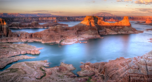 Alstrom Point, Lake Powell, Glen Canyon National Recreation Area, Utah