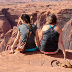 <b>Page, l'Escursione a Horseshoe Bend: la Photogallery</b>