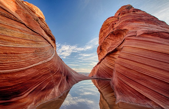 The Paria Canyon-Vermillion Cliffs Wilderness Area