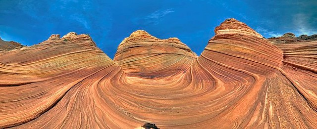 The Wave, Vermilion Cliffs National Monument, Arizona