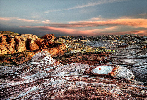 Fire Wave in Valley of Fire State Park