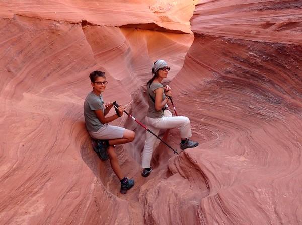 Guida alla Visita del Waterholes Canyon a Page in Arizona