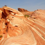 The Fire Wave in Valley of Fire State Park in Nevada