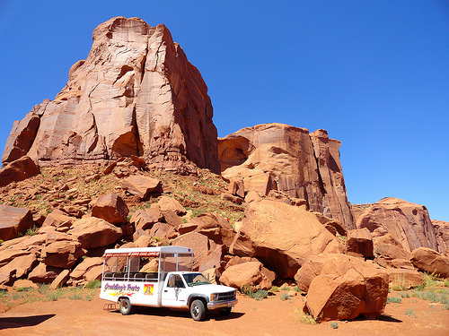 4WD Guided Tour in the Monument Valley