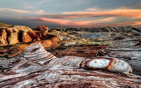 Cosa Fare e Cosa Vedere a Valley of Fire State Park in Nevada