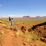 <b>La Monument Valley Segreta: le Escursioni a Piedi, in 4WD ed a Cavallo</b>
