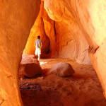 <b>Monument Valley, Escursione a Teardrop Arch e Hidden Ruin: la Photogallery</b>