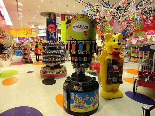 A Shop in Dubai Mall near Dubai Aquarium, Downtown Dubai, United Arab Emirates