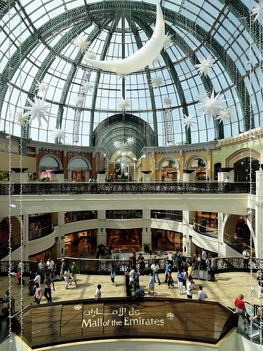 Mall of the Emirates, Dubai, United Arab Emirates