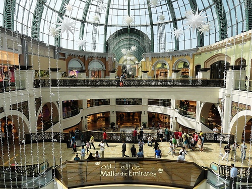 Mall of the Emirates, Al Barsha, Dubai, United Arab Emirates
