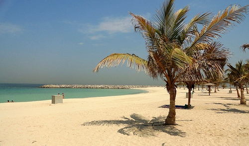 Dubai Best Beach
