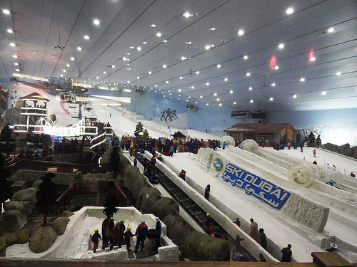 Ski Dubai, Mall of the Emirates, Al Barsha, Dubai, United Arab Emirates