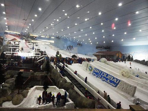 Ski Dubai, Mall of the Emirates, Al Barsha, Dubai, United Arab Emirates