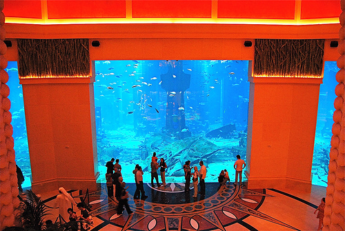 The Lost Chambers, Atlantis The Palm, Palm Jumeirah, Dubai, United Arab Emirates
