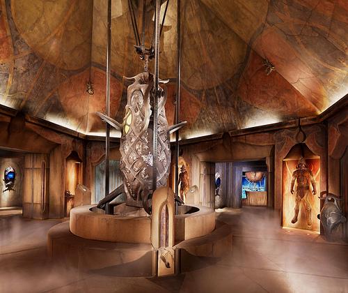The Lost Chambers, The Atlantis The Palm, Palm Jumeirah, Dubai, United Arab Emirates
