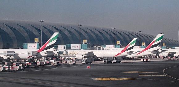 Terminal 3, Dubai International Airport, UAE