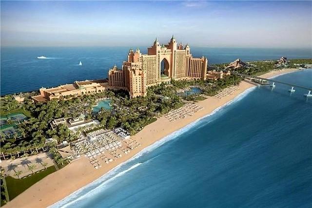Atlantis The Palm, Palm Jumeirah, Dubai, UAE
