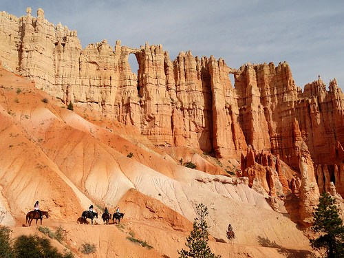 Bryce Amphitheater, Peekaboo Loop, Bryce Canyon National Park, Utah