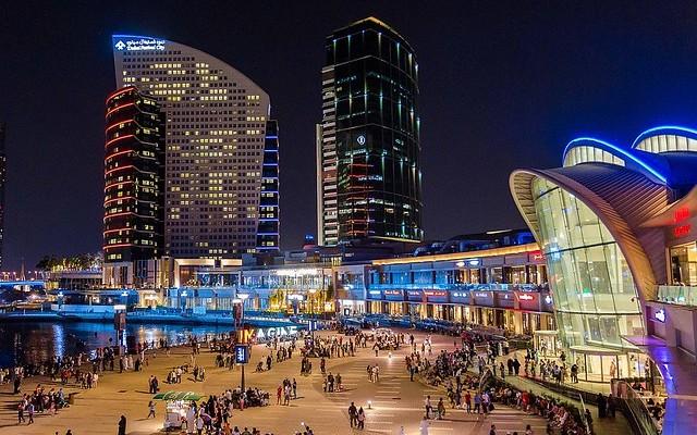 Dubai Festival City Mall, Festival City, Dubai, United Arab Emirates