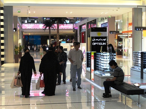 Exploring Dubai Mall, Dubai, UAE
