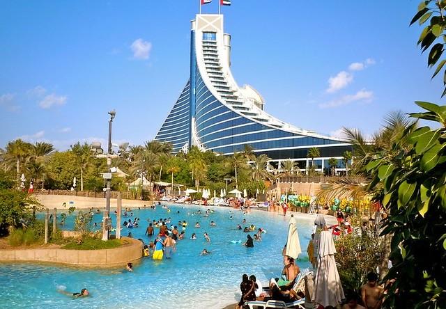 Wild Wadi Waterpark, Jumeirah Beach, Dubai, UAE