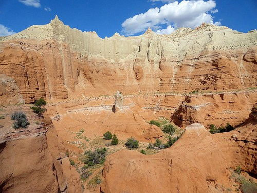 Angels Palace Trail in Kodachrome Basin State Park in Utah