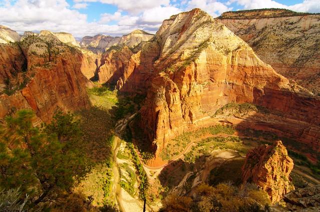 Zion National Park: le 3 Escursioni Più Belle