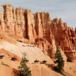 Wall of Windows from Peekaboo Loop in Bryce Canyon National Park