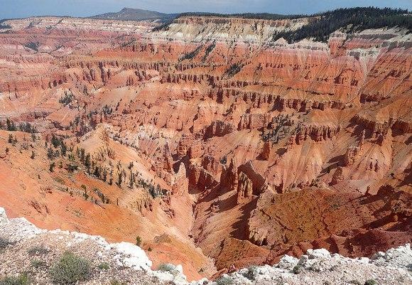 Cosa Fare e Cosa Vedere a Cedar Breaks National Monument nello Utah
