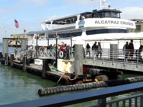 Alcatraz Landing, Pier 33, San Francisco, California