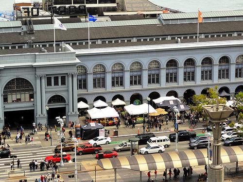 Ferry Building, The Embarcadero, San Francisco, California