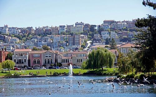 Marina District, San Francisco, California