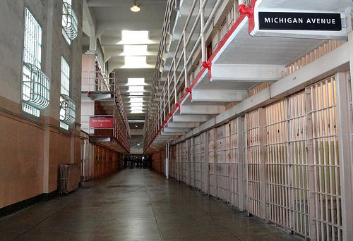 Visiting Alcatraz, San Francisco, California