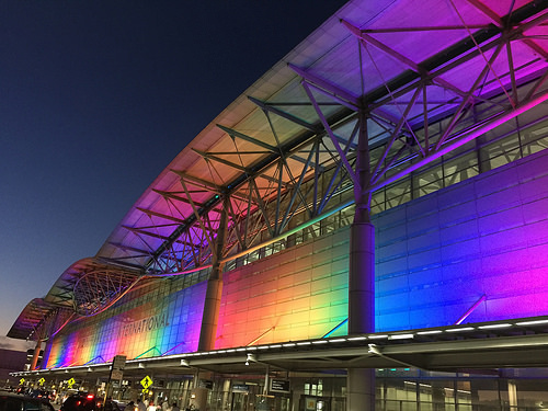 San Francisco International Airport, California