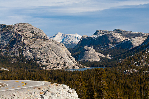 Tioga Road, Yosemite National Park, California
