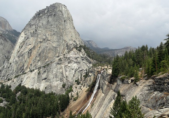 Escursione sul Panorama Trail a Yosemite National Park