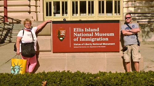 Visita a Ellis Island, New York