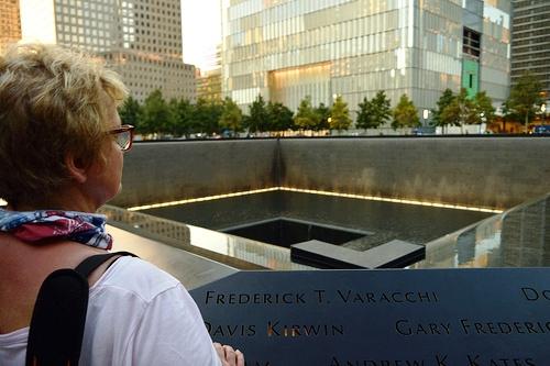 9/11 Memorial al WTC, New York
