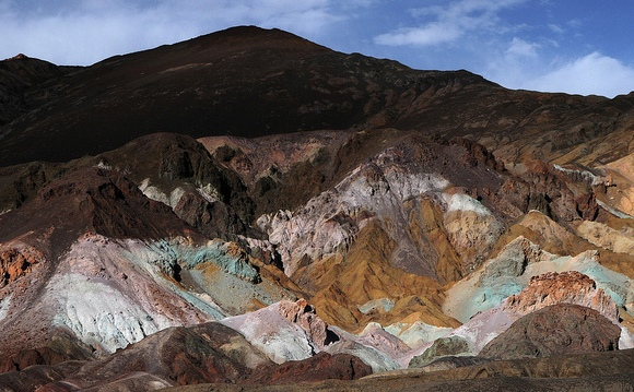 Artist's Palette, Artist's Drive, Death Valley National Park, California