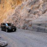 <b>La Valle della Morte dal Titus Canyon</b>