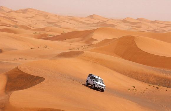 I Migliori Tours nel Deserto a Dubai