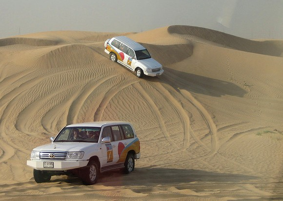 Dubai Desert Safari, UAE