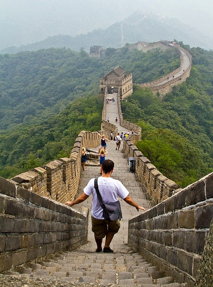Sightseeing Tour to Mutianyu Great Wall of China, North of Beijing